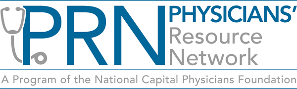 PRN logo color horizontal with lines