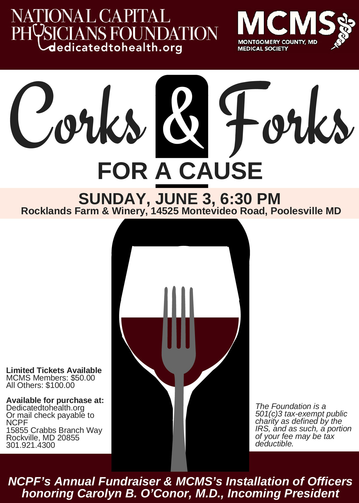 corks forks 2018